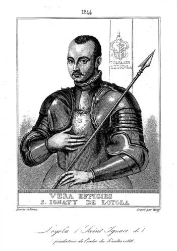 Ignatius DeLoyola